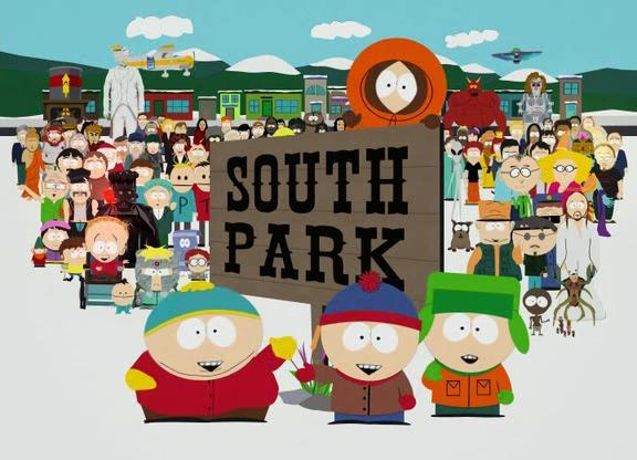 Сексуальное исцеление южный парк