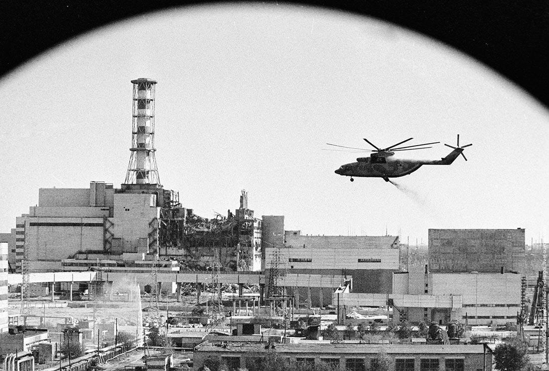 25 лет со дня чернобыльско й аварии