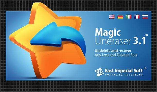 Информация о программе Версия 3.1 Magic Uneraser от East Imperial